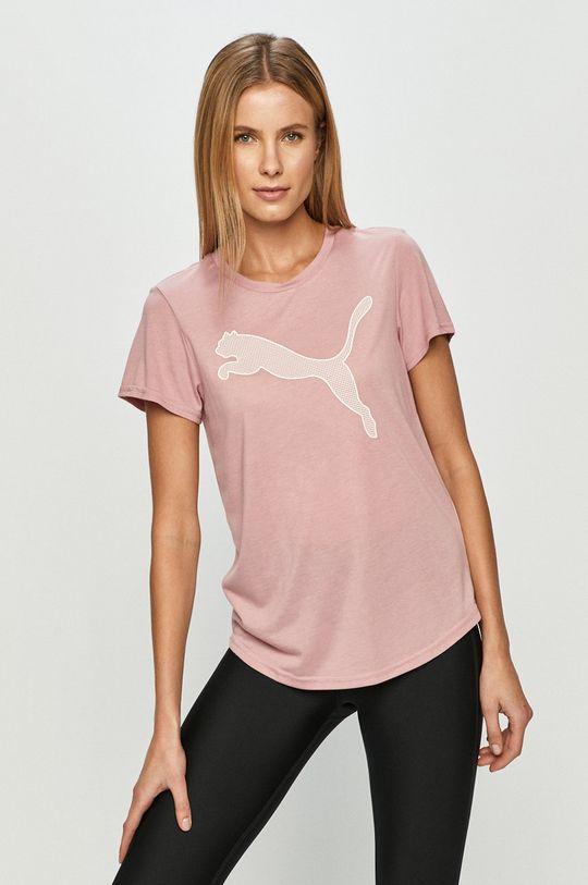 roz Puma - Tricou De femei