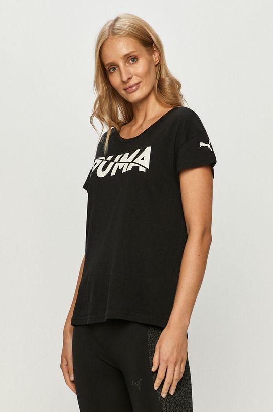 negru Puma - Tricou De femei