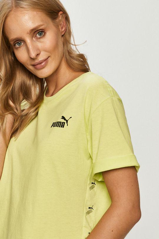 galben – verde Puma - Tricou