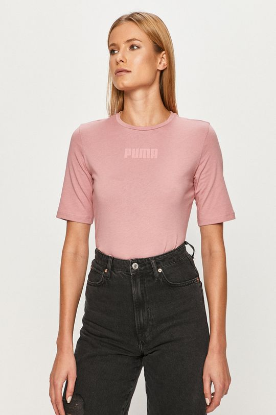 roz murdar Puma - Tricou De femei
