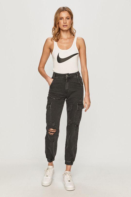 Nike Sportswear - Top bílá