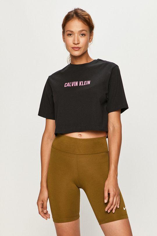 negru Calvin Klein Performance - Tricou De femei