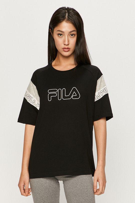 negru Fila - Tricou De femei