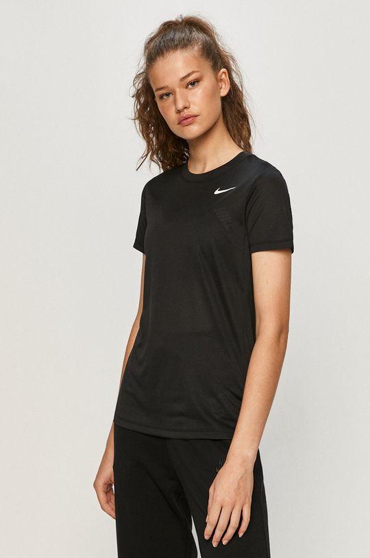 čierna Nike - Tričko Dámsky