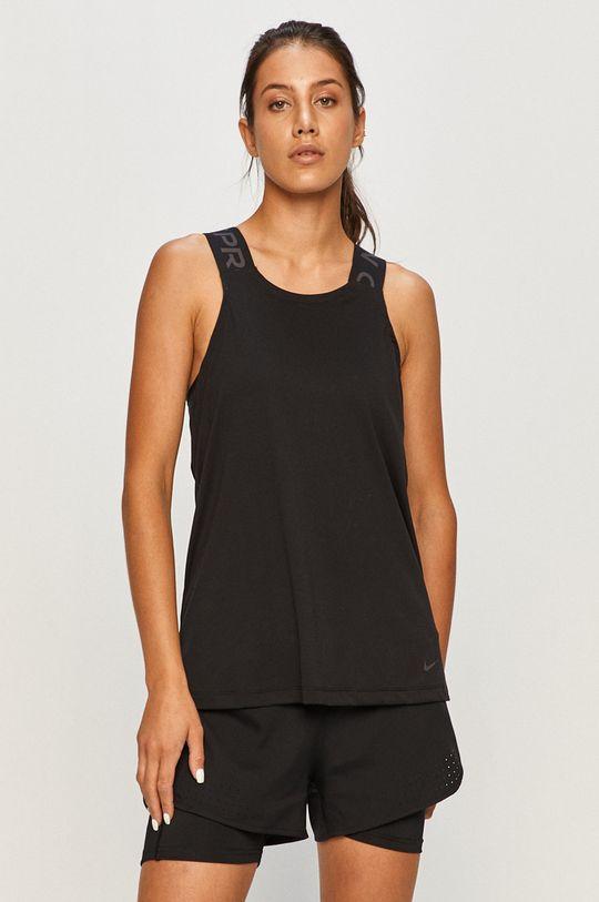 negru Nike - Top De femei