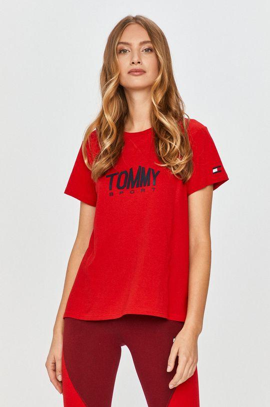 rosu Tommy Sport - Tricou De femei