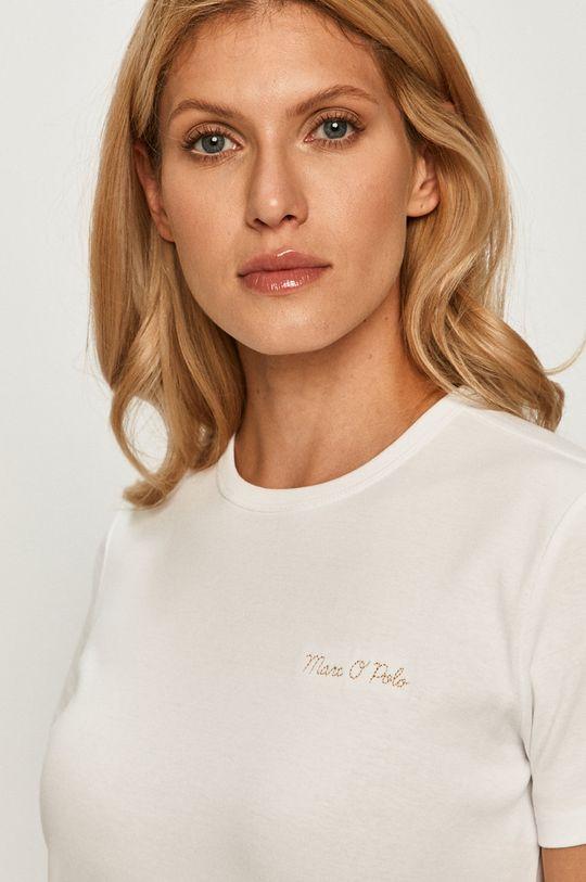 biela Marc O'Polo - Tričko