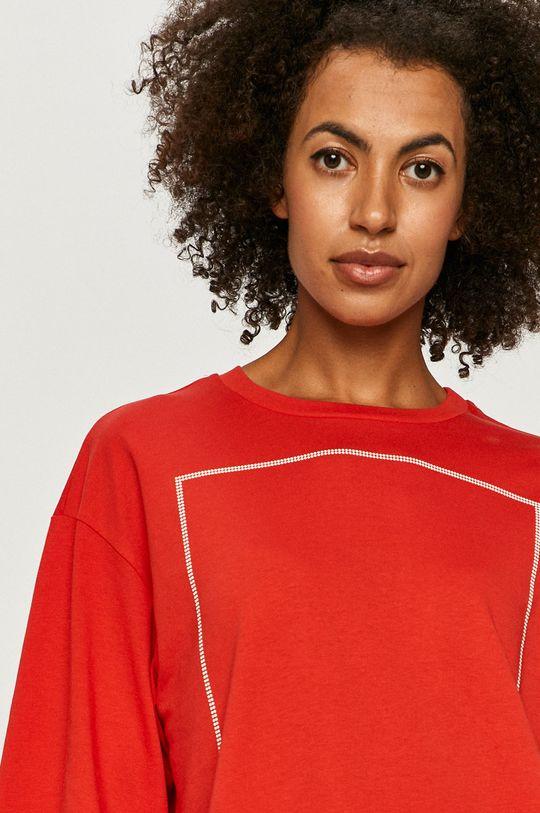 czerwony Love Moschino - T-shirt