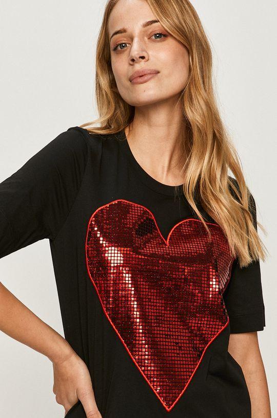 negru Love Moschino - Tricou