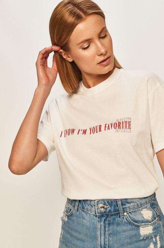 biały Local Heroes - T-shirt Your Favourite Tee Damski