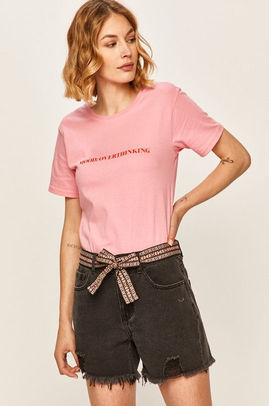 roz ascutit Local Heroes - Tricou Overthinking