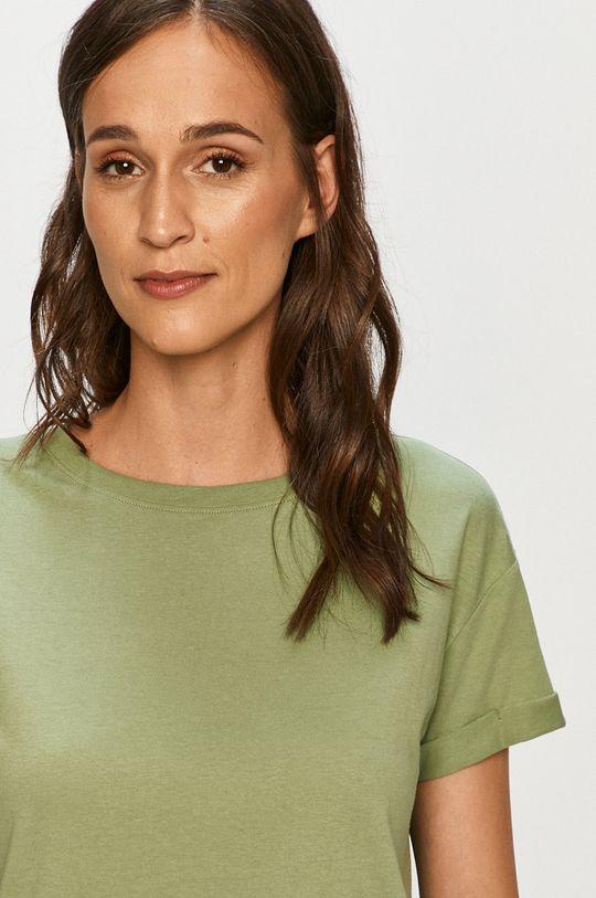 zelená Tally Weijl - Tričko