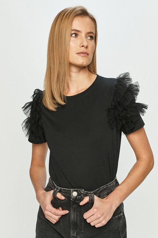 černá Noisy May - Tričko Dámský