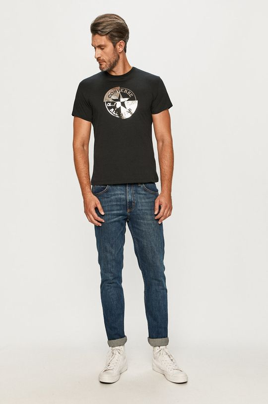 Converse - Tricou negru