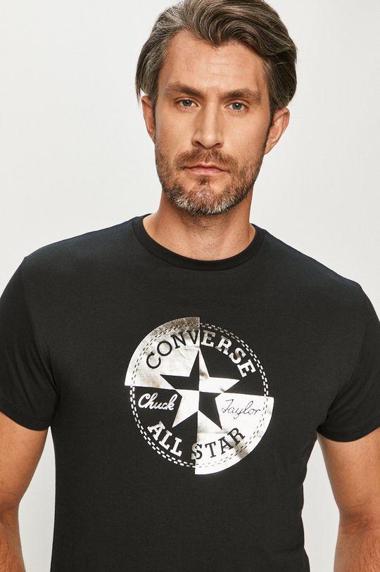 negru Converse - Tricou