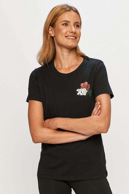 negru Converse - Tricou De femei