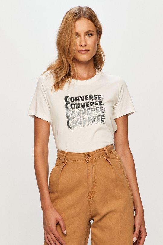 biela Converse - Tričko Dámsky