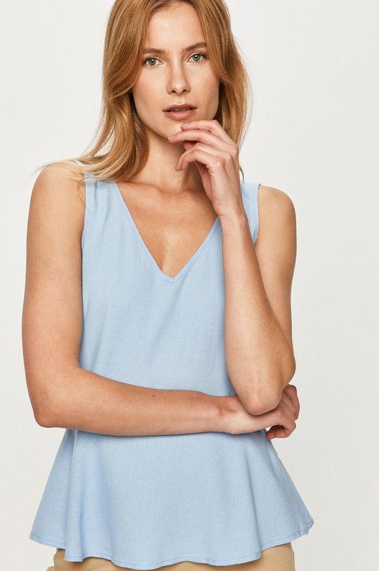 niebieski Vero Moda - Bluzka
