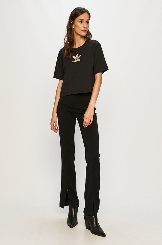 adidas Originals - T-shirt czarny