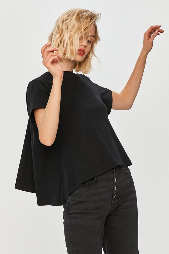 negru AllSaints - Tricou De femei
