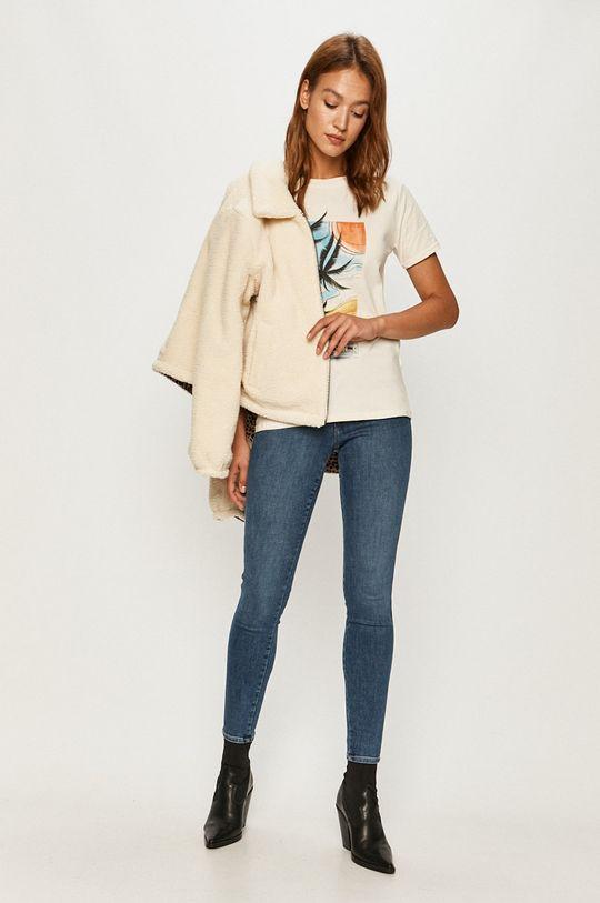 Billabong - Tričko krémová