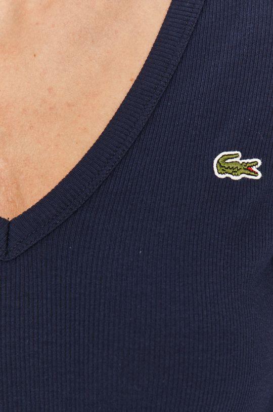 Lacoste - Tričko s dlhým rukávom Dámsky