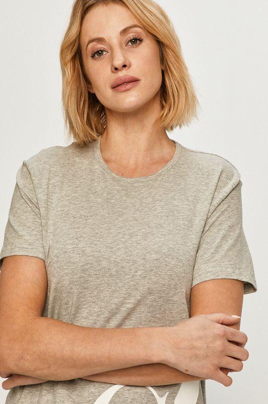 světle šedá Calvin Klein Underwear - Tričko CK One