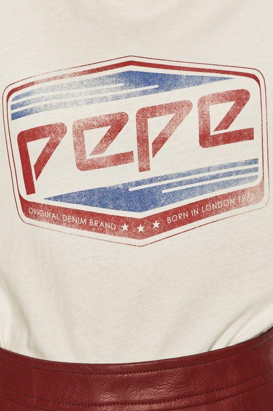 Pepe Jeans - T-shirt Musette Damski