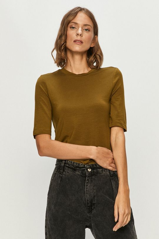 zielony Vero Moda - T-shirt Damski