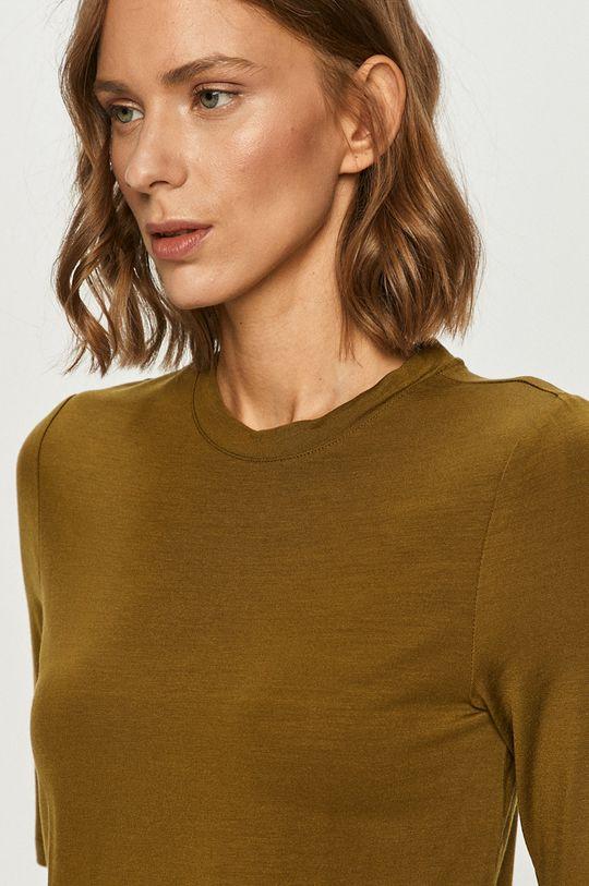 zielony Vero Moda - T-shirt