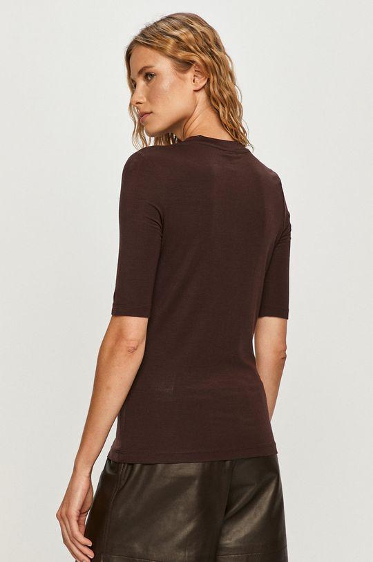 Vero Moda - T-shirt  5% elasztán, 95% lyocell