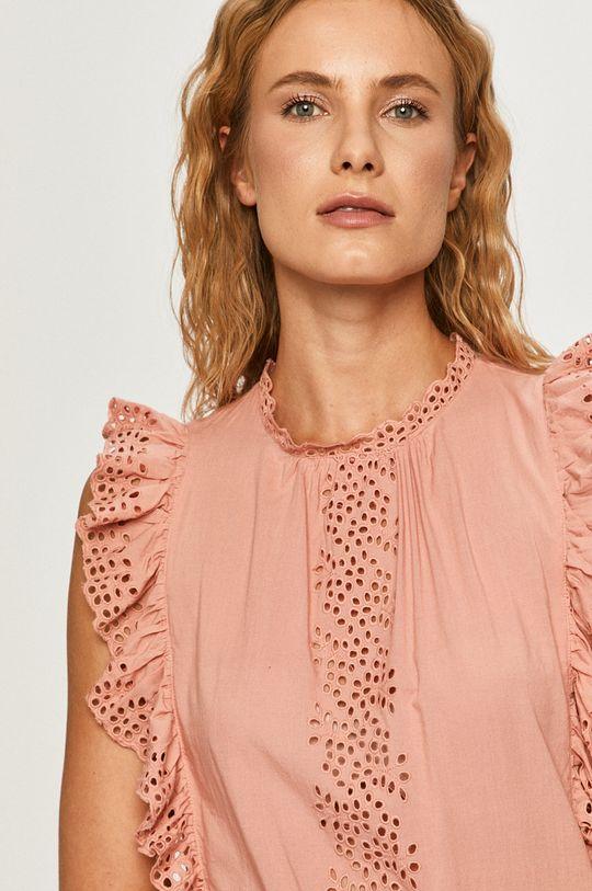 brudny róż Vero Moda - Bluzka