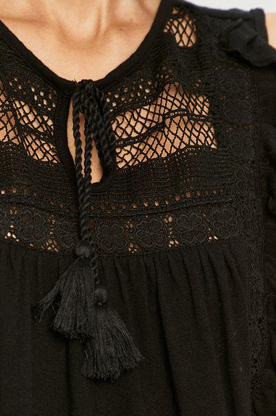Vero Moda - Bluzka bawełniana Damski