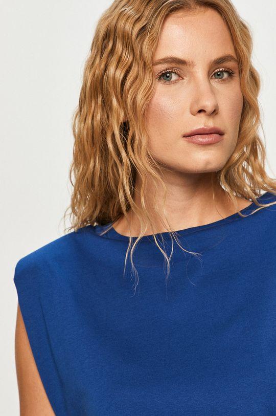 niebieski Vero Moda - T-shirt