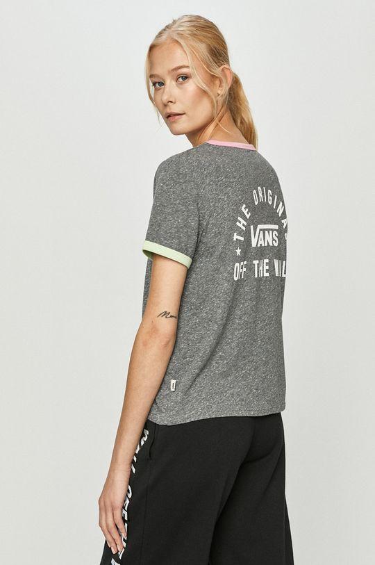 Vans - Tričko  35% Bavlna, 59% Polyester, 6% Viskóza