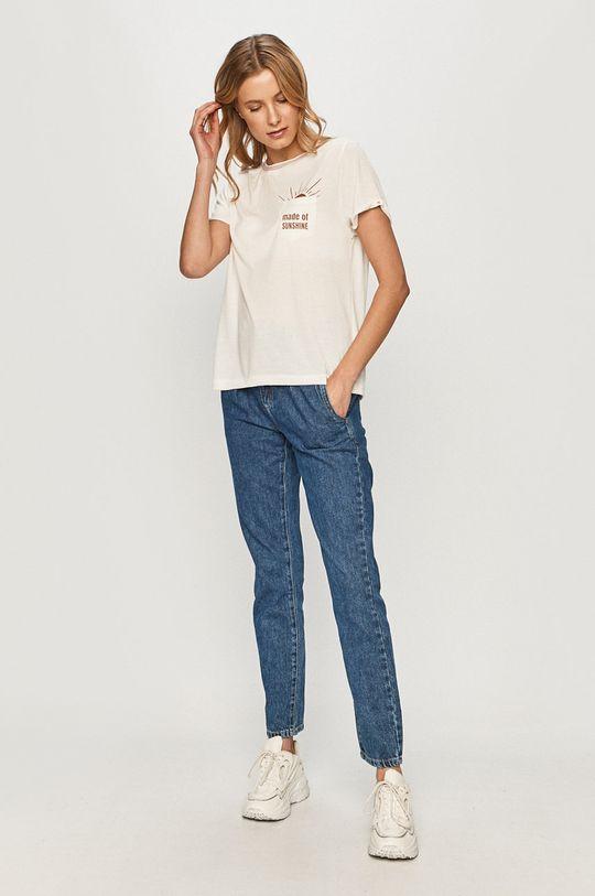 Roxy - Tričko bílá