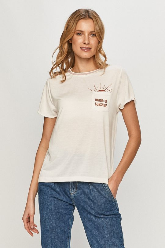 bílá Roxy - Tričko