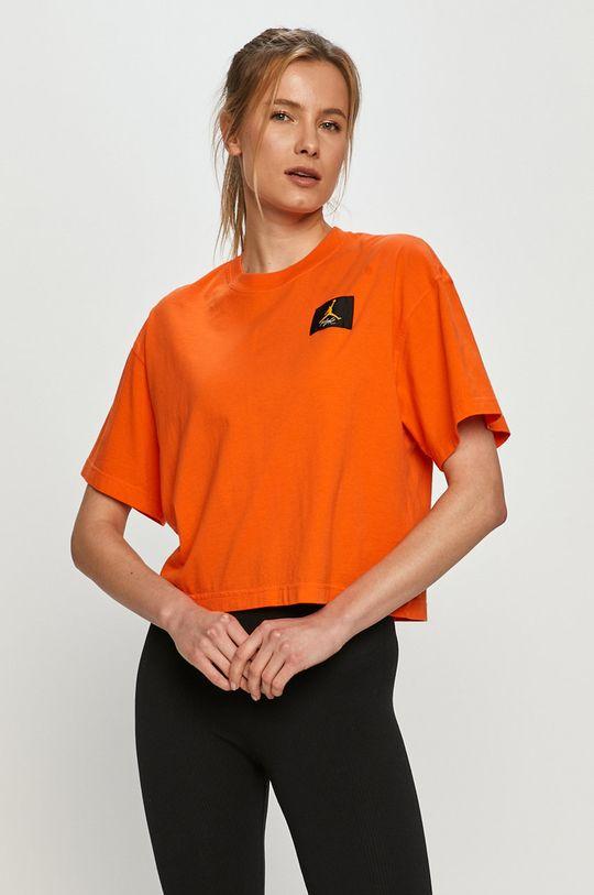 Jordan - Tričko oranžová