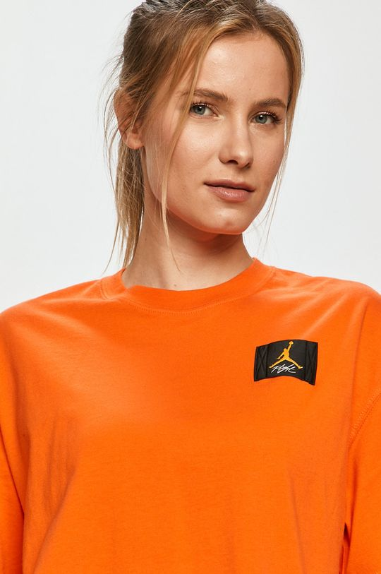 oranžová Jordan - Tričko