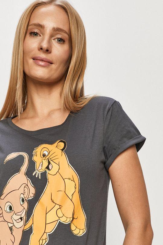 szary Haily's - T-shirt