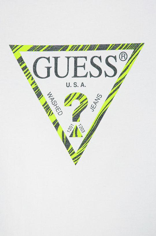Guess Jeans - T-shirt dziecięcy 116-175 cm 95 % Bawełna, 5 % Elastan