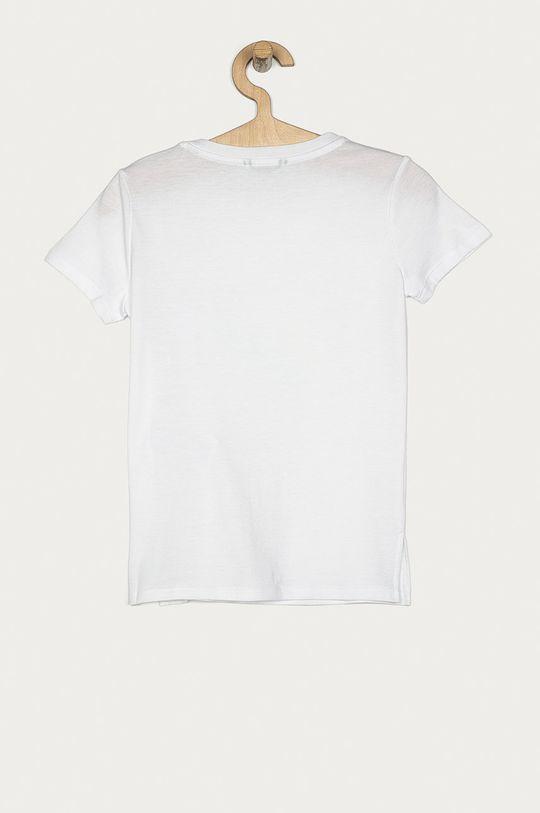 Guess Jeans - Dětské tričko 116-176 cm bílá
