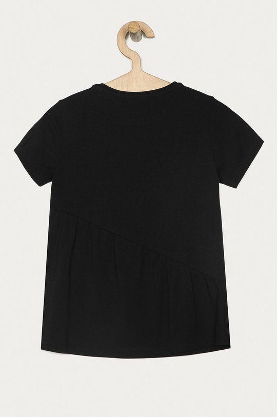Guess Jeans - Dětské tričko 116-175 cm černá