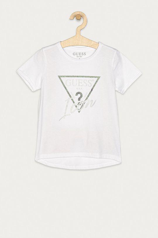 bílá Guess Jeans - Dětské tričko 116-175 cm Dívčí