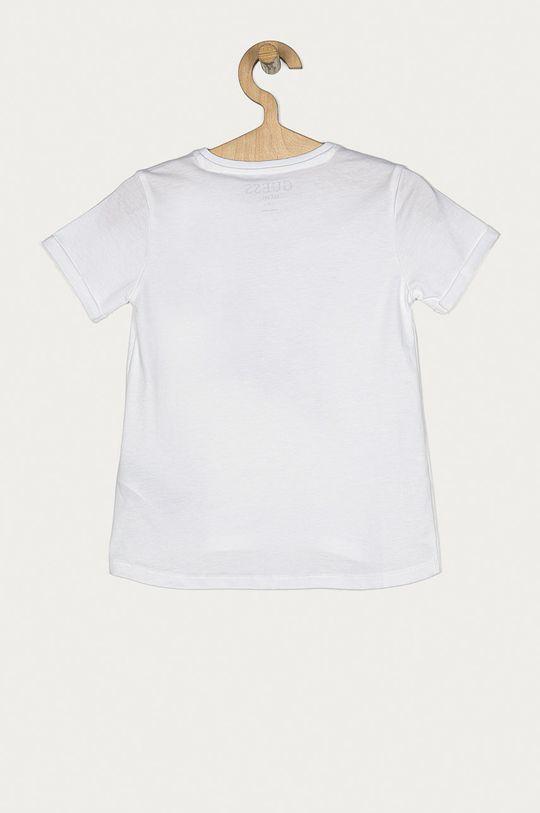Guess Jeans - Tricou copii 116-175 cm alb