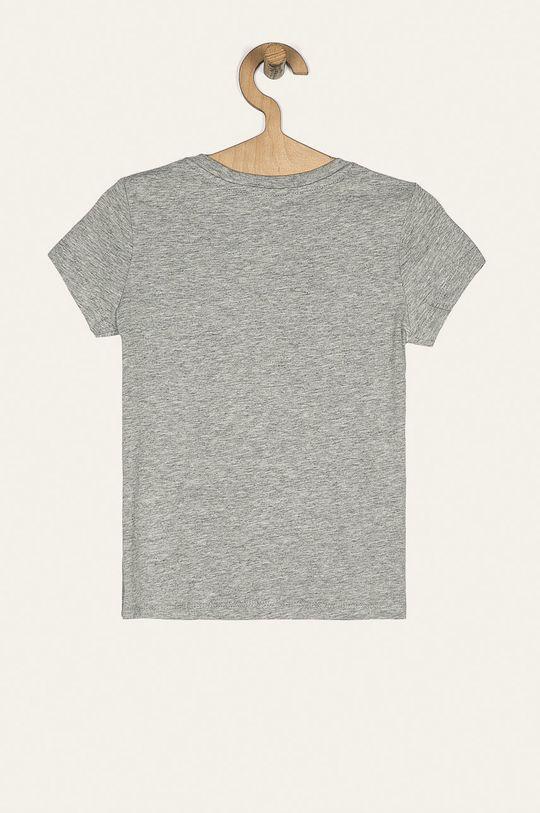 Calvin Klein Jeans - Dětské tričko 104-176 cm světle šedá