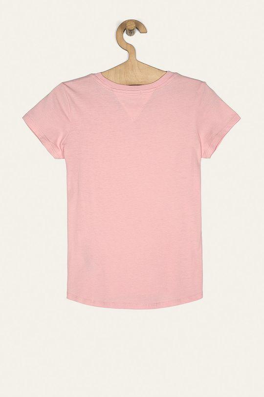 Tommy Hilfiger - Tricou copii 74-176 cm roz pastelat
