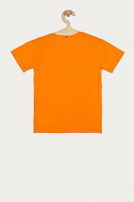 Tommy Hilfiger - Dětské tričko 104-176 cm oranžová