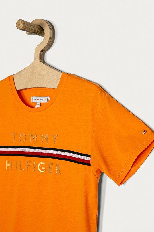 Tommy Hilfiger - Dětské tričko 104-176 cm  50% Bavlna, 50% Polyester