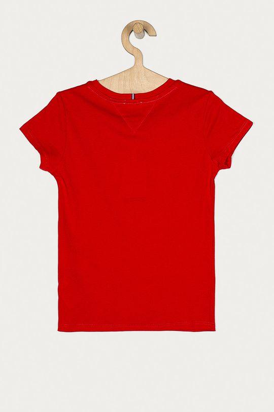 Tommy Hilfiger - Dětské tričko 110-176 cm červená